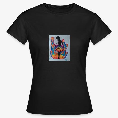 Talento en el baile - Camiseta mujer