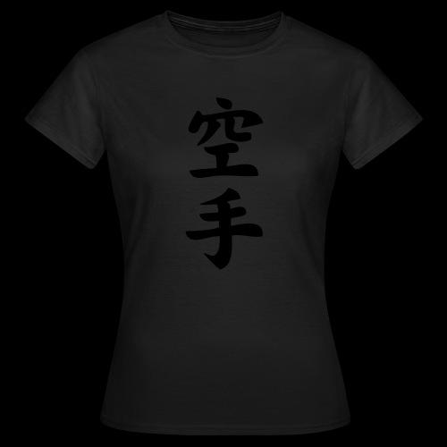 karate - Koszulka damska