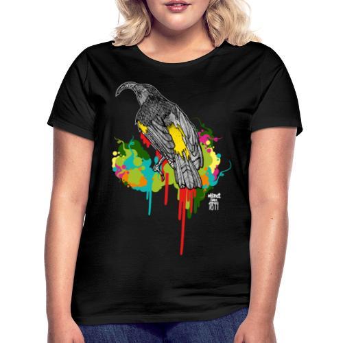 shaslberger hawaii mamo finaldunkel - Frauen T-Shirt