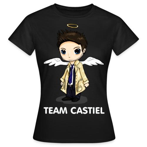 Team Castiel (dark) - Women's T-Shirt