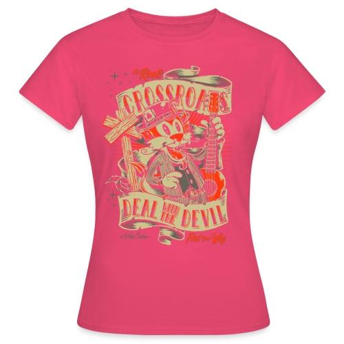 Cruce - Camiseta mujer