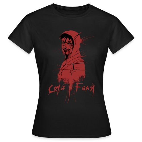 Cry of Fear - Design 4 - Women's T-Shirt
