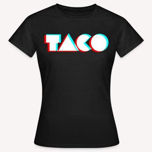 Taco Logo NoBG png - Vrouwen T-shirt