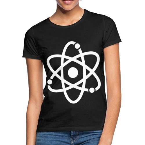 Atommodell - Frauen T-Shirt