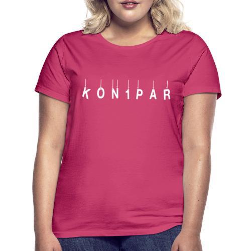 Kon 1 Par - Camiseta mujer
