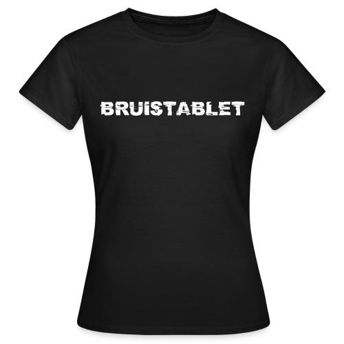 Bruistablet - Vrouwen T-shirt