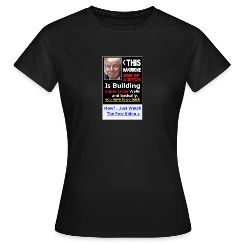 Trumped - Women's T-Shirt