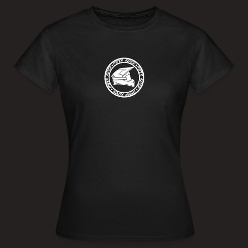 500hr white - Frauen T-Shirt