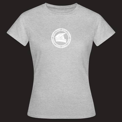 500hr white - Frauen T-Shirt
