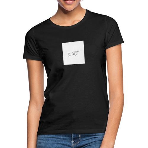 Papierflieger - Frauen T-Shirt