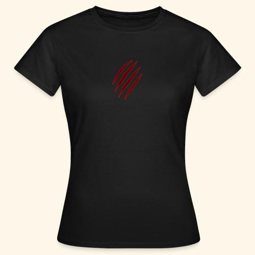 garras - Camiseta mujer