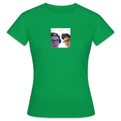 Ramppa & Jamppa - Naisten t-paita