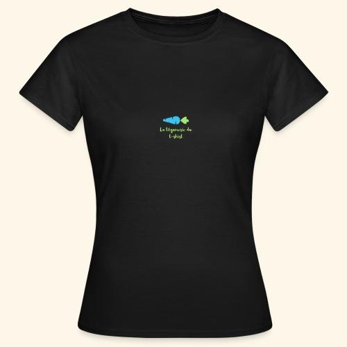 La Légumerie du T-Shirt - T-shirt Femme
