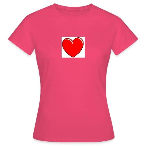 Love shirts - Vrouwen T-shirt