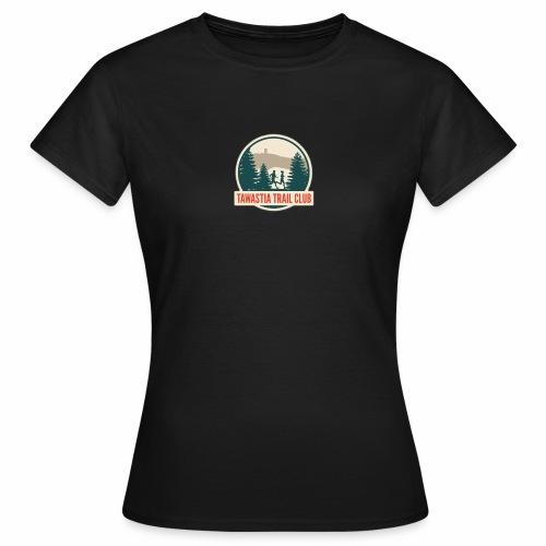 Tawastia Trail Logo - Naisten t-paita