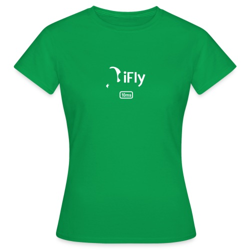 Paragliding iFly 10ms - Women's T-Shirt