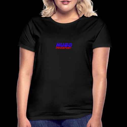 hugotransportfullrestransparent - Vrouwen T-shirt