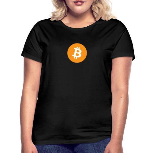 Bitcoin Classic Line - Women's T-Shirt