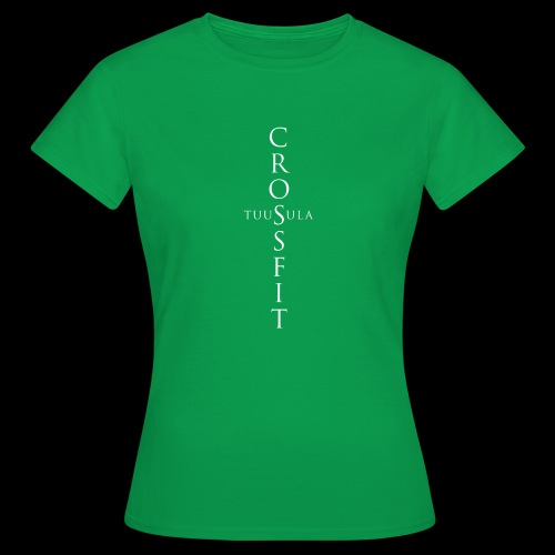 CrossFit Tuusula risti - Naisten t-paita