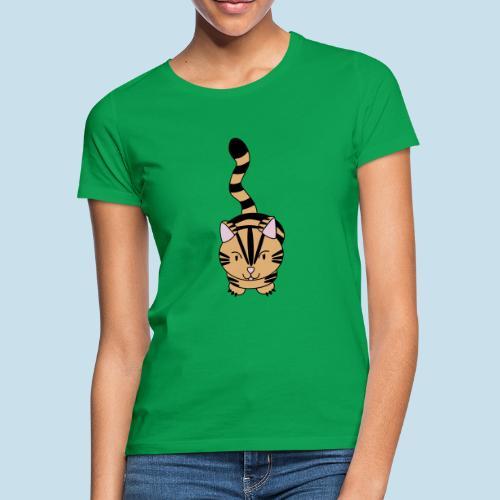 Miau Katze - Frauen T-Shirt