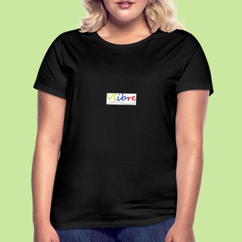 VLibre - Camiseta mujer