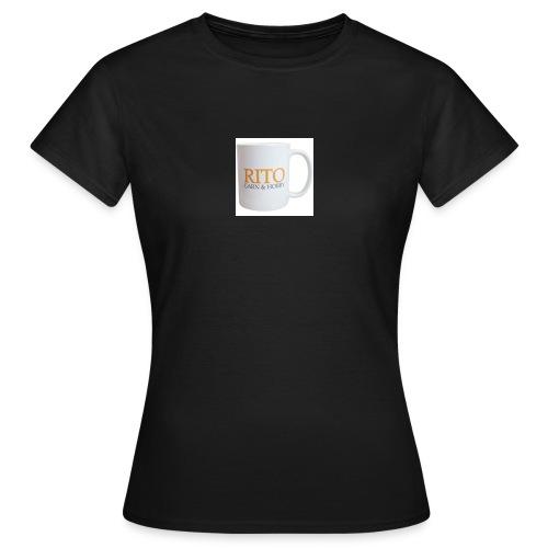 Rito Mug - Dame-T-shirt