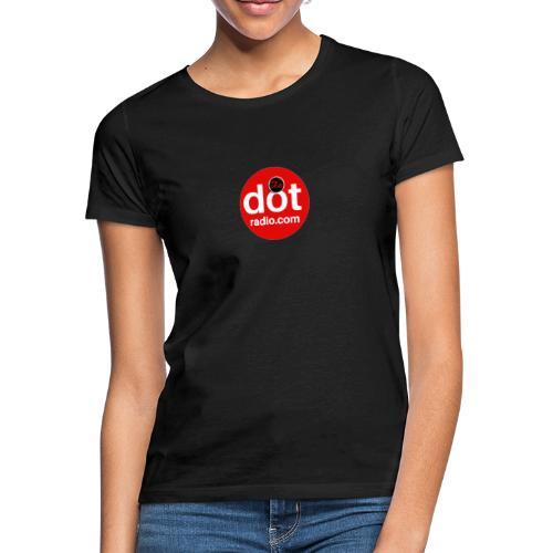 TheDotRadio.com LOGO - Women's T-Shirt