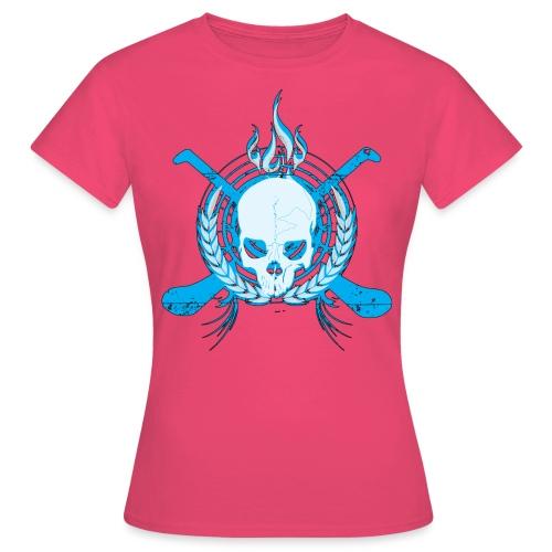 skullelectricblack - Women's T-Shirt
