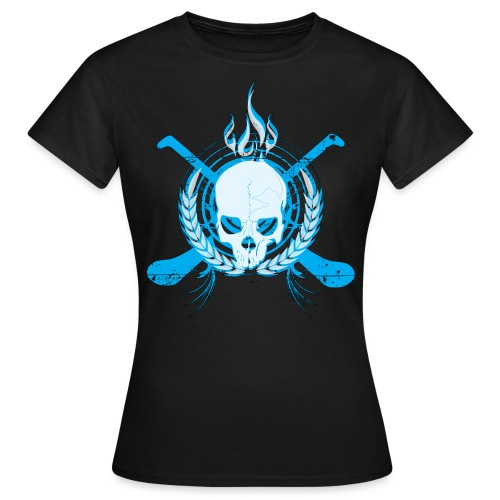 skullelectricblack - Women's T-Shirt