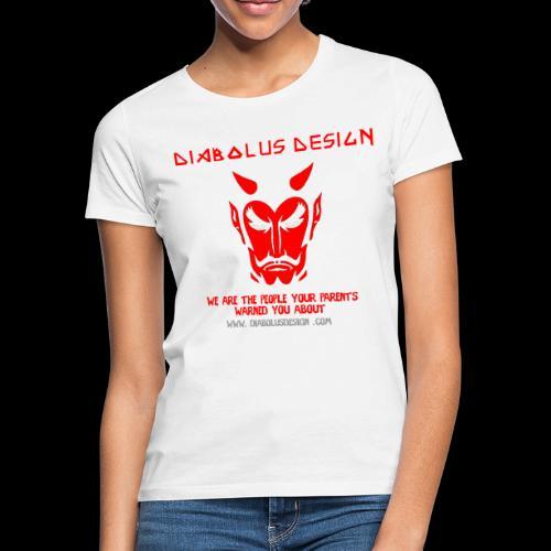 Design Ol Diabolus Head - Women's T-Shirt