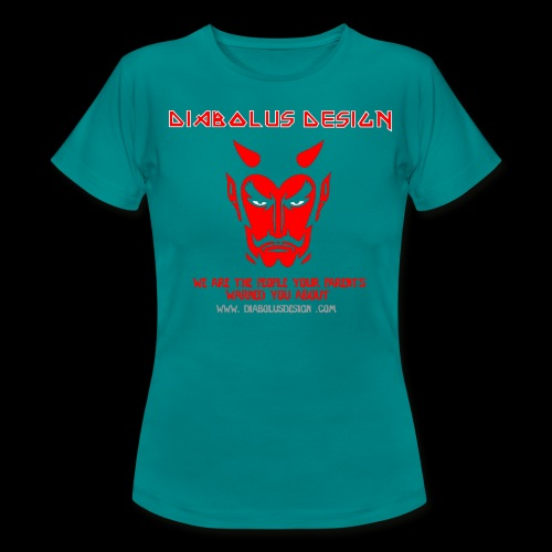 Design Ol Diabolus Head - Women's T-Shirt