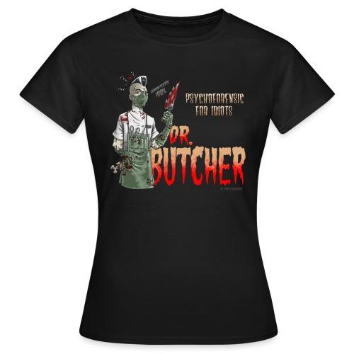 recortardo carnicero - Camiseta mujer