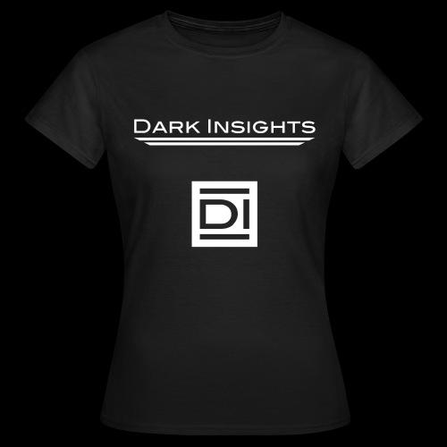 Dark Insights Logo - Women's T-Shirt