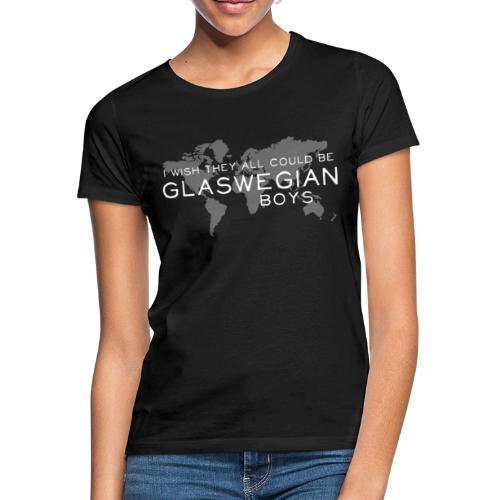 Glaswegian Boys - Women's T-Shirt