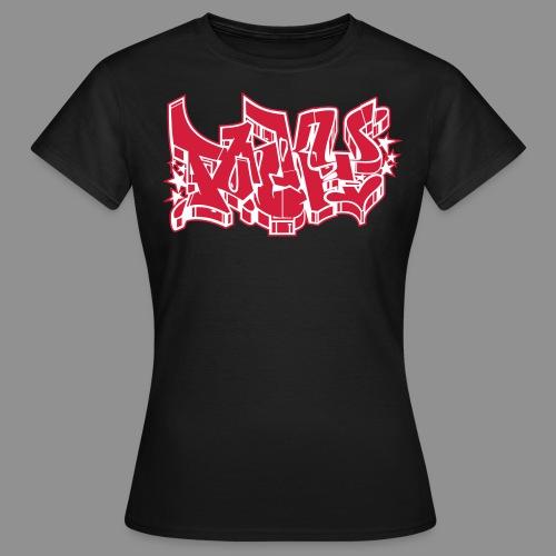 Funky (2 Farbig) - Frauen T-Shirt