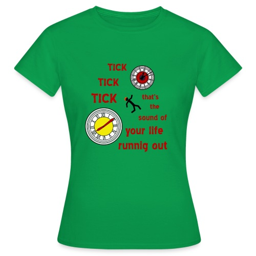 Dexter tick tick tick - Camiseta mujer