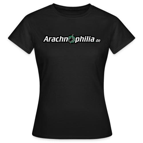 logo final - Frauen T-Shirt