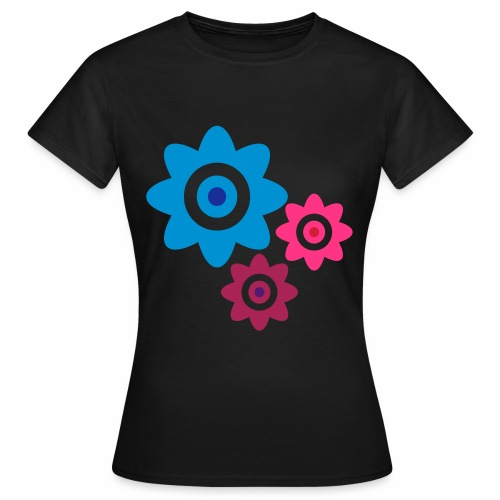 A plain flower - Women's T-Shirt