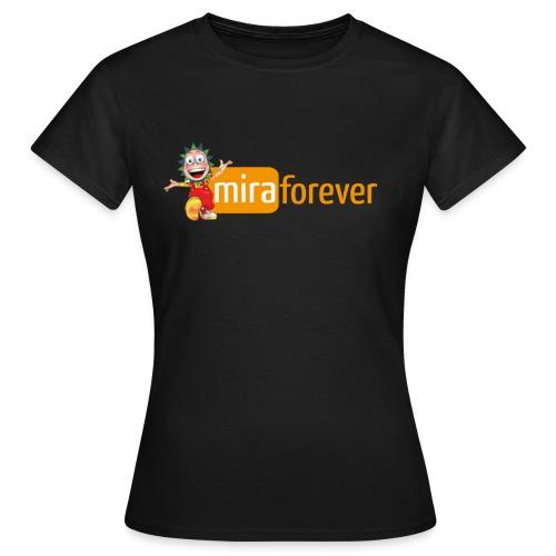 Miraforever - Maglietta da donna
