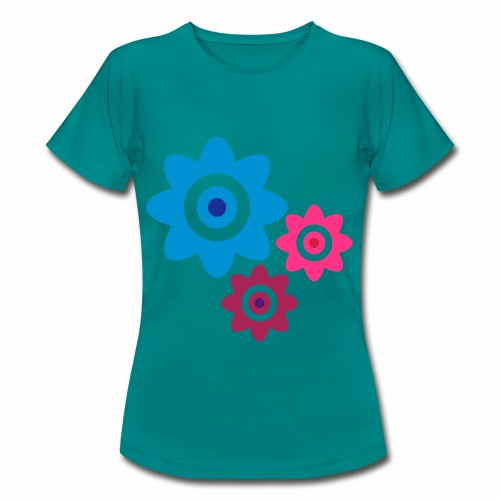 A plain flower - Women's T-Shirt