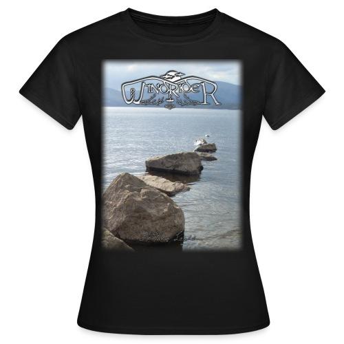 to new lands - Women's T-Shirt
