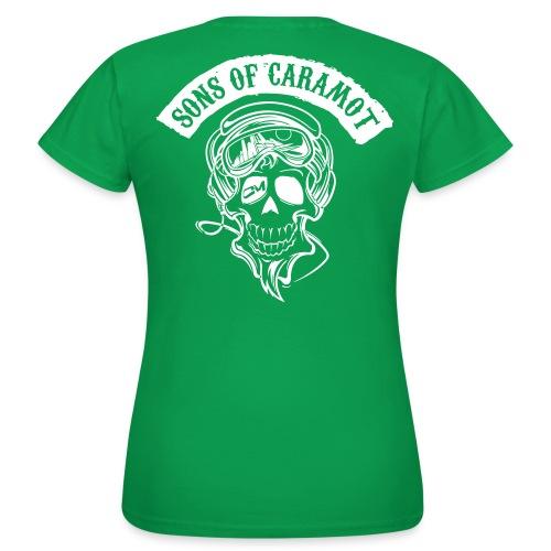logo sonsofcaramot logo - T-shirt Femme