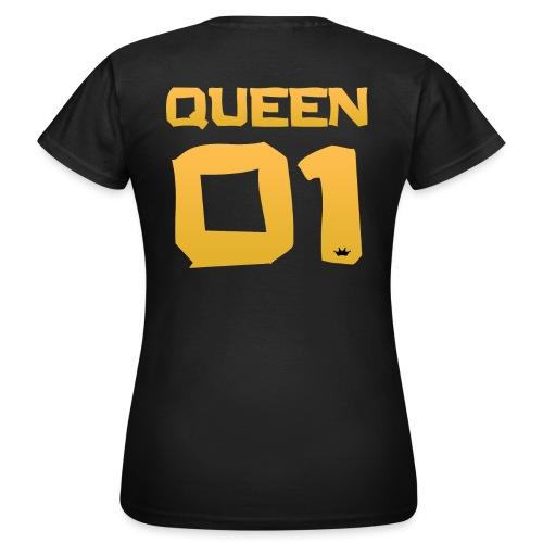 Queen Gold - Frauen T-Shirt