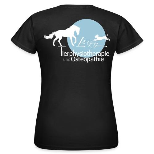 LogoO10 - Frauen T-Shirt