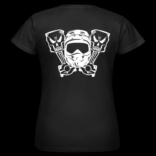 logo2neu2 png - Frauen T-Shirt