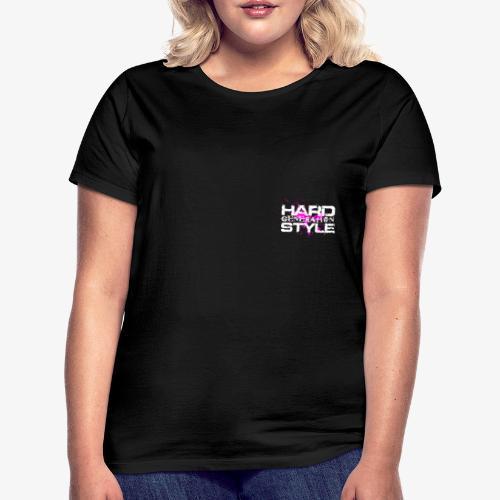harder'z girls power Manches longues - T-shirt Femme