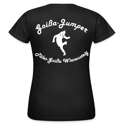 jumper2 - Frauen T-Shirt