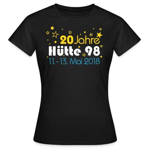 20 Jahre shirt v7_171b - Frauen T-Shirt