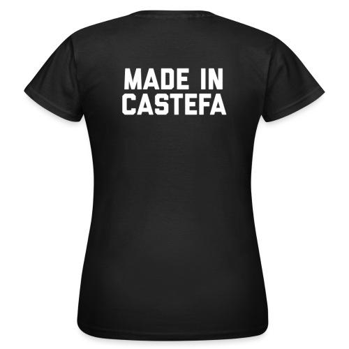 MADE IN CASTEFA T-SHIRT - Camiseta mujer