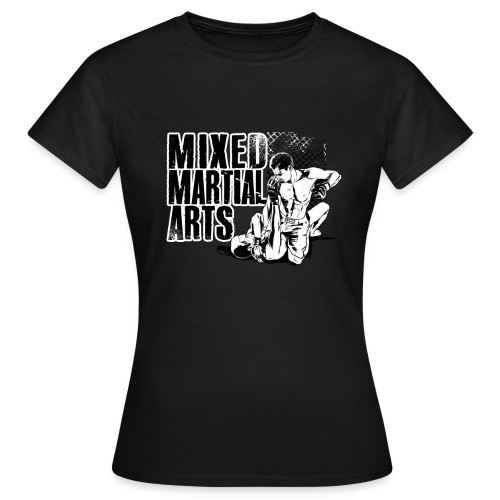 MMA - Frauen T-Shirt